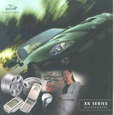2002 Jaguar XK8 XK Accessories Brochure mx4048-1D3GGM