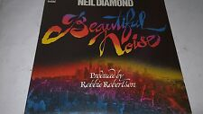 NEIL DIAMOND - BEAUTIFUL NOISE LP RECORD