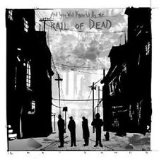 ... And You Will Know Us by the Trail of Dead-Lost CANZONI CD 12 tracks nuovo