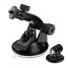 Sport Camera Support New Suction Cup Mount with Tripod for Gopro Hero 4 3 2 1
