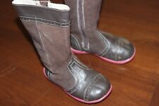 See Kai Run little girl boots shoes - size 9.5- so cute and great condition!