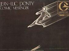 LP 3117  JEAN LUC PONTY  COSMIC MESSENGER