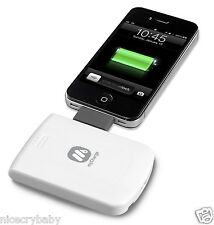New myCharge Sojourn 1000 Rechargeable Power Bank Battery for iPhone 4S iPod 4
