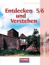 BUCH - Entdecken und Verstehen 5/6. Schülerbuch. Berlin, Brandenburg. Neuausgabe