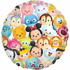 "Tsum Tsum 18"" Anagram Balloon Birthday Party Decorations"