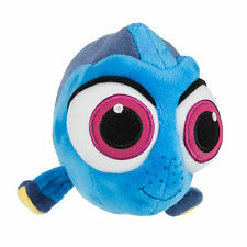 "8"" Finding Baby Dory Blue Fish Mini Bean Bag Plush Doll Disney Store 2016 NEW"