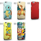 CASE88 Design Game Series Pokemon Series A Hard Phone Case Cover