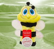 Bumble Bee Animal Hybrid or Rescue Golf Club Headcover by Daphne's