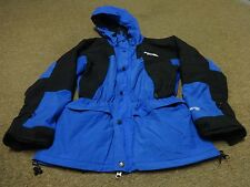 THE NORTH FACE JACKET HOODIE GORETEX WINDBREAKER S MEN HIKING CAMPING SPORT BLUE