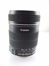Canon 18-135mm f/3.5-5.6 EF-S IS Lens