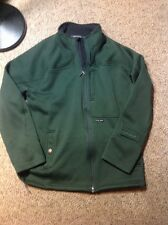 MERRELL GREEN FLEECE Lined JACKET/COAT Mens XL