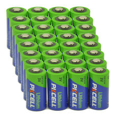 32x CR123A 3V 1500mAh Lithium Batteries(123A CR17345 DL123A PL123A 16340) PKCELL