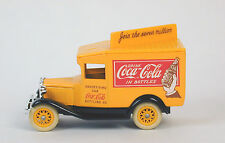 Coca-Cola Lledo Days Gone Advertising Car No Package Free U.S. Shipping