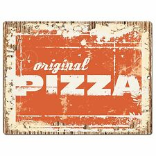 PP0939 PIZZA Parking Plate Chic Sign Home Restaurant Kitchen Decor  Gift