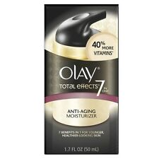 Olay Total Effects Anti-Aging Daily Moisturizer 1.7 fl oz, New