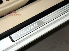 Door sill scuff plate Guards For VW Tiguan 2009 2010 2011 2012 2013 2014 2015