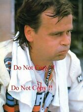 Markku Alen Martini Lancia Portrait World Rally Championship 1986 Photograph 2