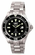 Invicta 3044 Men's NH35A Automatic Black Dial Grand Diver
