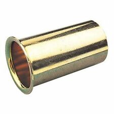 "Sea-Dog Brass Drain Tube, 1"" x 2-7/8"" 520230-1"