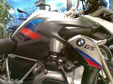 2 ADHESIVOS 3D PROTECCIONES LATERAL RALLY compatible MOTO BMW GS R1200/13-15