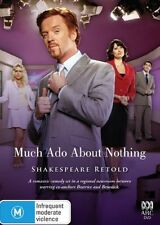 Much Ado About Nothing  (Shakespeare Retold) (Region 4) mint/ rare out of print