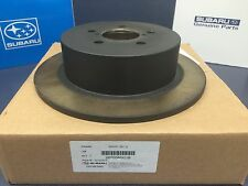 Genuine OEM Subaru Rear Brake Rotor Legacy & Outback 2005-2009 26700AG01B
