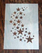 Star Stencil Mask Reusable Mylar Sheet for Arts & Crafts