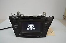 12 13 14 TOYOTA PRIUS RADIO NAVIGATION GPS MAP PANDORA CD AM FM XM HD E39#005