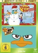 Phineas und Ferb - Schnabeltier in Geschenkpapier / Akte P: Perry in geheimer Mi