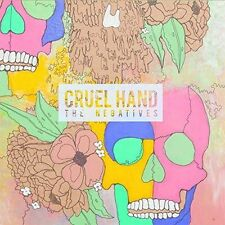 Cruel Hand Negatives vinyl LP NEW sealed