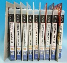 PS3 THE Idol master Cinderella Girls Gravure for you G4U Vol.1-9 Complete Set