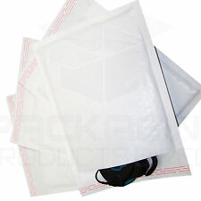 500 White Padded Bubble Envelopes 115X165mm/Small/ A000