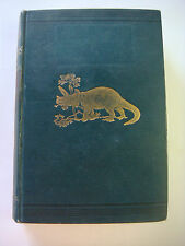 EXTINCT MONSTERS BY REV. H. N. HUTCHINSON RARE FIRST EDITION!