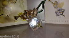 SWAROVSKI LIMITIERT ORNAMENT LTD 1997 ENGEL ANGEL 211085 AP 1997 OVP