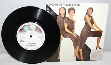 "7"" Single - Pointer Sisters - Slow Hand - Planet K12530 - 1981"