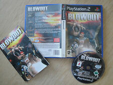 Blowout (PS2-pal) PlayStation2-pal Complete