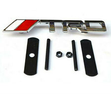 La division chrome front grill badge emblème Supra Turbo JDM Starlet Yaris IS200 METAL