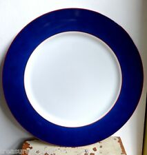 """Taitu China DUE BLUE 12-1/4"""" SERVICE PLATE/CHARGER/CHOP PLATE"""