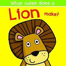 What Noise Does a Lion Make?