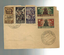 1944 Poland Army in Italy Issues on Cover