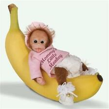 ASHTON DRAKE Baby Jingles Mommy's Little Monkey MONKEY Doll NEW