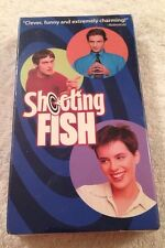 Shooting Fish  (NEW SEALED VHS) Rare 1998 Kate Beckinsale Stuart Townsend