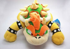 "Super Mario Bros 10"" Bowser King Koopa Plush Doll Toy New with Tag New"
