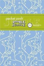 Pocket Posh Double Jumble 2 : 100 Puzzles by Puzzle Society Staff (2013,...