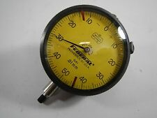 Federal Q61 .01mm 1.5mm Large Face Dial Indicator w/ Screw Back