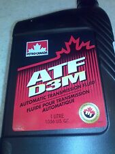 ATF III Automatic Transmission & Power Steering Fluid 1l Jeep,Chrysler,Dodge GM