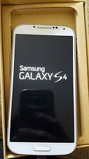 Samsung Galaxy S4 16GB White Frost (Verizon) Smartphone