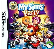 MySims Party  (Nintendo DS, 2009) (2009)