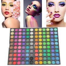 Pro 120 Colors Eye Shadow Cosmetic Makeup Shimmer Matte Eyeshadow Palette Set