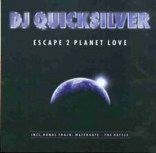 DJ Quicksilver Escape 2 planet love (1998) [CD]